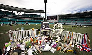 Tributes Paid As Phil Hughes Is Laid To Rest