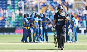 Sri Lanka take on New Zealand