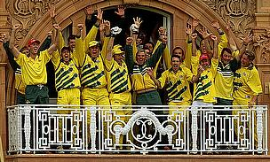 Lord's last hosted the World Cup final in 1999, when Australia beat Pakistan