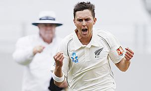 New Zealand In Command As Sri Lanka Follow On
