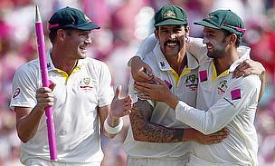 India Escape With Draw, Australia Clinch Series