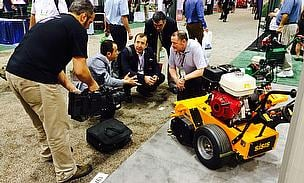 Dennis and SISIS are heading to Texas for the Golf Industry Show 2015
