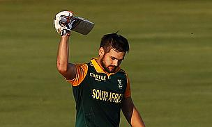 South Africa Bag ODI Series As Amla, Rossouw Script Massive Win