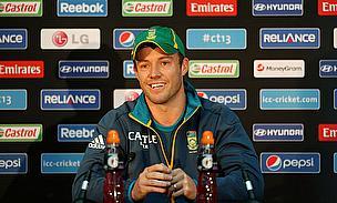 World Cup Vital But It's Just Another Tournament - AB De Villiers
