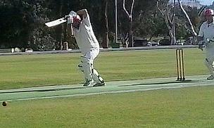 Action from the MCA Winter Wallop