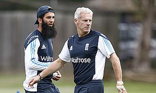 Peter Moores promises a different approach from his players when they take on Scotland on Monday.