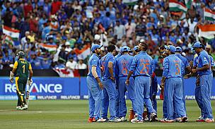 88000-plus people turned out at the Melbourne Cricket Ground when India locked horns with South Africa.