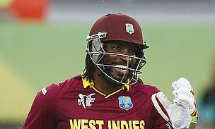 Chris Gayle broke a slew of records on his way to becoming the first batsman to score a double hundred in World Cup history