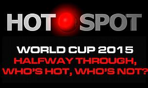 Hot Spot - World Cup Half-Time Review
