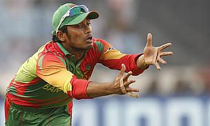 Anamul Haque will play no further part in Bangladesh's World Cup campaign