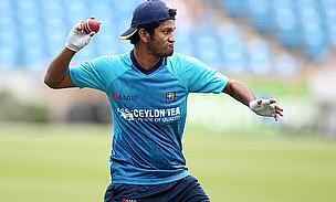 Karunaratne will miss the rest of Sri Lanka's World Cup campaign due to a finger injury