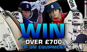 Win Over £700 Of Gunn & Moore Equipment