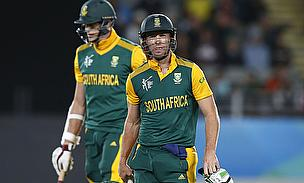 Lack Of Intent Upsets De Villiers