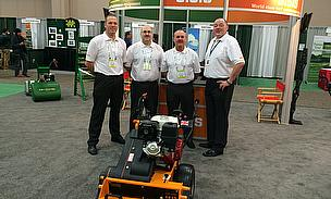 The SISIS Flexi400 proved an instant hit at GIS 2015