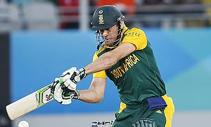 South Africa Will Not Choke - AB De Villiers
