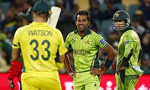 ICC Reprimands Wahab And Watson