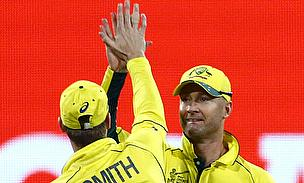 Michael Clarke Hails Team Effort After Semi-Final Win