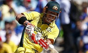 David Warner Confident Of Success In World Cup Final