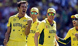 It Has Been Amazing Tournament - Mitchell Starc