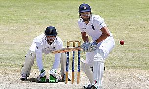 England Get A Good Work Out Despite Jonathan Trott's Failure