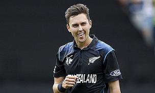 Trent Boult Currently Above Dale Steyn - David Warner