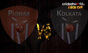 IPL8 Face-Off - Punjab v Kolkata - Game 14