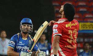 Unbeaten Rajasthan To Take On Slippery Punjab