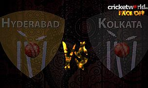 Hyderabad v Kolkata