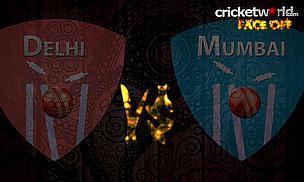 IPL8 Face-Off - Delhi v Mumbai - Game 21