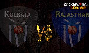 IPL8 Face-Off - Kolkata v Rajasthan - Game 24