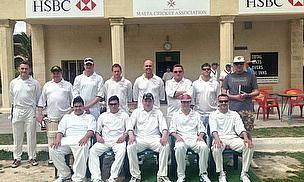 Pretenders CC were making their seventh visit to Malta