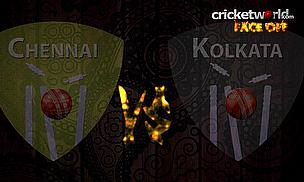 IPL8 Face-Off - Chennai v Kolkata - Game 28