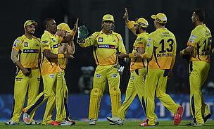 Chennai Super Kings recorded their sixth win in this edition of the IPL against Kolkata Knight Riders taking them to the top of the points table.