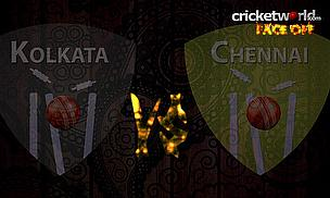 IPL8 Face-Off - Kolkata v Chennai - Game 30