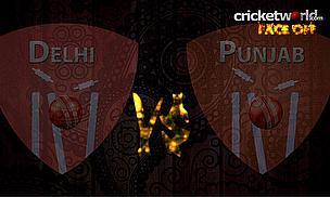 IPL8 Face-Off - Delhi v Punjab - Game 31
