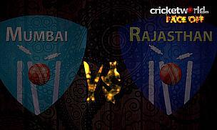 IPL8 Face-Off - Mumbai v Rajasthan - Game 32