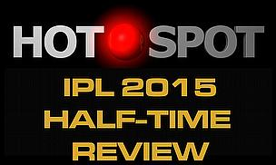 Hot Spot - IPL 2015 Half-Time Analysis - Cricket World TV