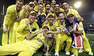 Australia Continue To Dominate ODI Rankings