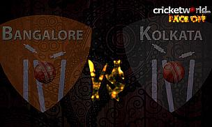 IPL8 Face-Off - Bangalore v Kolkata - Game 33