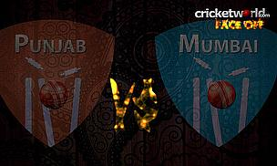 IPL8 Face-Off - Punjab v Mumbai - Game 35