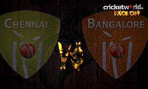 IPL8 Face-Off - Chennai v Bangalore - Game 37