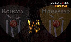 IPL8 Face-Off - Kolkata v Hyderabad - Game 38