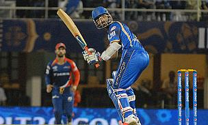 Ajinkya Rahane narrowly missed on a century as Rajasthan Royals defeated Delhi Daredevils by 14 runs.