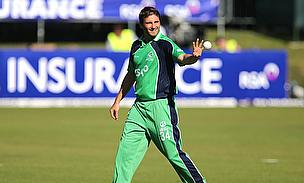 Injured Tim Murtagh To Miss The ODI Against England