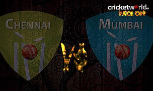 IPL8 Face-Off - Chennai v Mumbai - Game 43