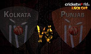 IPL8 Face-Off - Kolkata v Punjab - Game 44