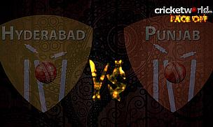 IPL8 Face-Off - Hyderabad v Punjab - Game 48