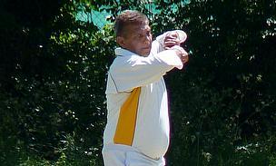 Nitin Modha took six for 56 this weekend