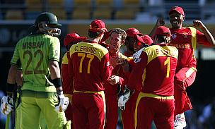 Zimbabwe Announce Squad For Pakistan Series