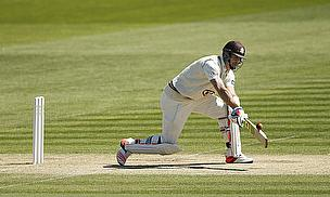 Kevin Pietersen reverse sweeps